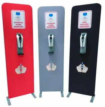 Dispenser automat cu stand 60x200 cm