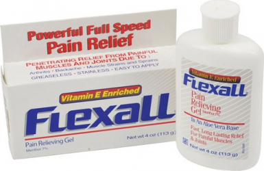 Gel impotriva durerilor - FLEXALL 113g Lotiuni, Spray-uri, Creme