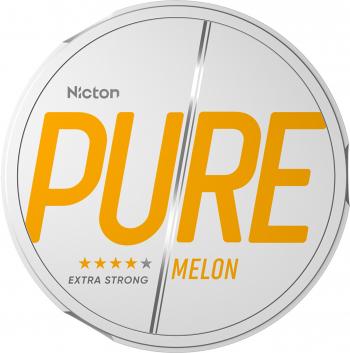 Snus PURE 20 mg - Fara tabac pe baza de nicotina - Melon Vitamine si Suplimente nutritive