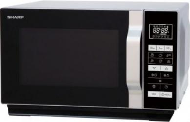 Cuptor cu microunde Sharp R360S 23 l 900 W Digital Argintiu Cuptoare cu microunde