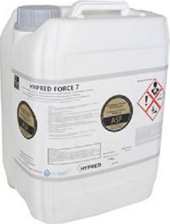 Hypred Force 7-22 kg Gel antibacterian