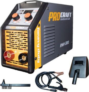 Invertor Profesional Procraft Germany RWI 300 20-300A Aparate de sudura