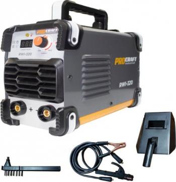 Invertor profesional Procraft Germany RWI 320 20-320A Aparate de sudura