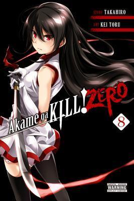 Akame Ga Kill Zero Vol 8 Carti