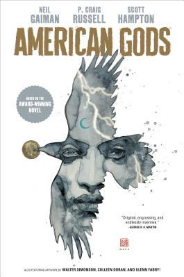 American Gods Volume 1 Shadows Graphic Novel