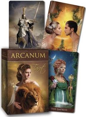 Arcanum Tarot Carti