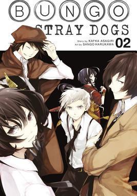 Bungo Stray Dogs Vol 2 Carti