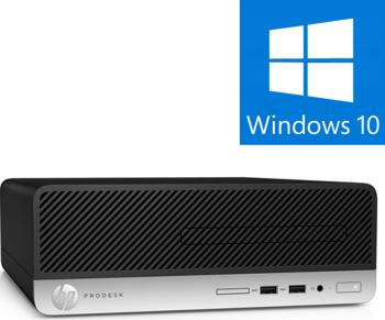 Calculator HP ProDesk 400 G5 SFF Intel Core i5-8500 8GB DDR4 250GB M.2 NVMe Win 10 Pro