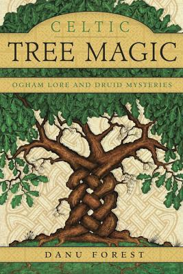 Celtic Tree Magic Ogham Lore and Druid Mysteries Carti