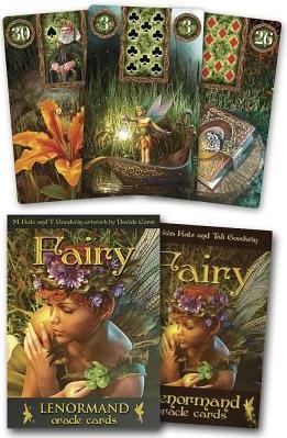 Fairy Lenormand Oracle Carti