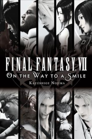 Final Fantasy VII On the Way to a Smile Carti