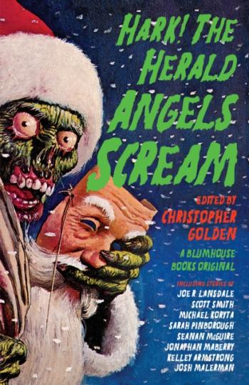 Hark the Herald Angels Scream Carti