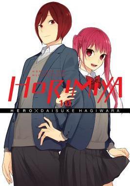 Horimiya Vol 10 Carti