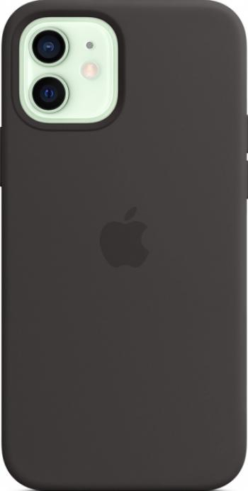 Husa Compatibila Apple iPhone 12 Mini Black Matte Huse Telefoane