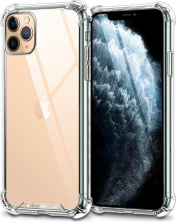Husa Premium Spate Goospery Armor Crystal iPhone 11 Pro transparenta Cu Colturi Intarite Huse Telefoane