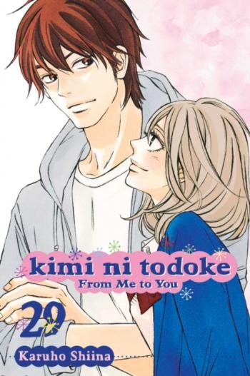 Kimi Ni Todoke From Me to You Vol 29 Carti