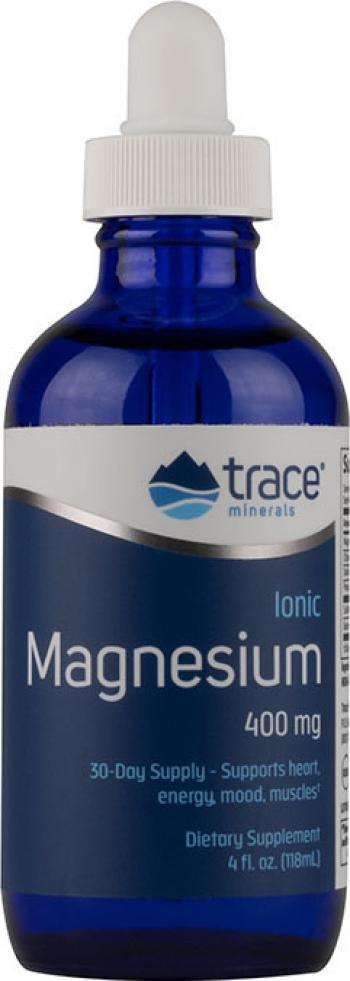 Magneziu lichid ionic 400 mg 118 ml 29 portii Vitamine si Suplimente nutritive
