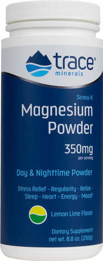pret preturi Magneziu STRESS-X pudra solubila 350 mg 50 portii aroma lamaie