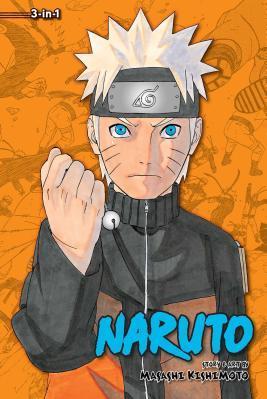Naruto 3 In 1 Edition Vol 16 Includes Vols 46 47 48 Carti