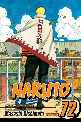 Naruto Vol 72 Carti