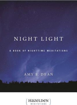 Night Light A Book of Nighttime Meditations Carti