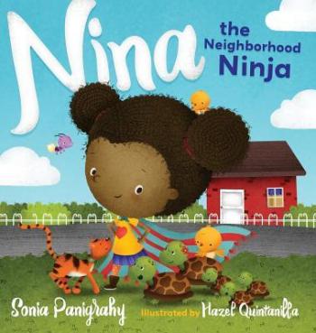 Nina the Neighborhood Ninja Carti