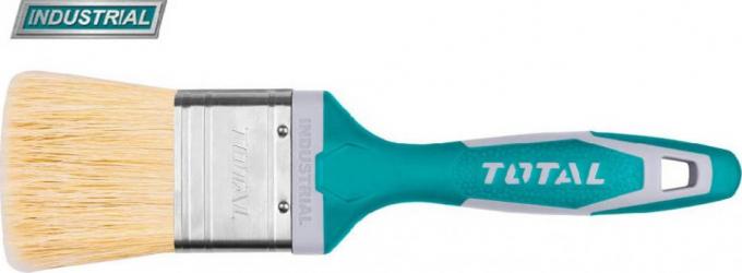 Pensula de vopsea 50mm - maner TPR INDUSTRIAL Utilaje de constructii