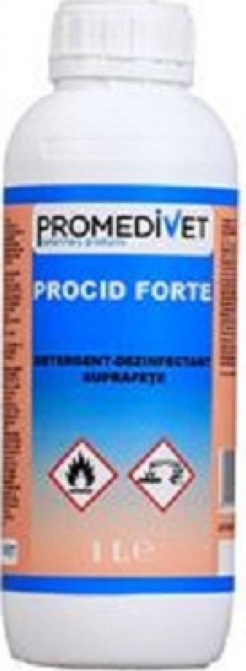 Procid Forte 1 L Gel antibacterian