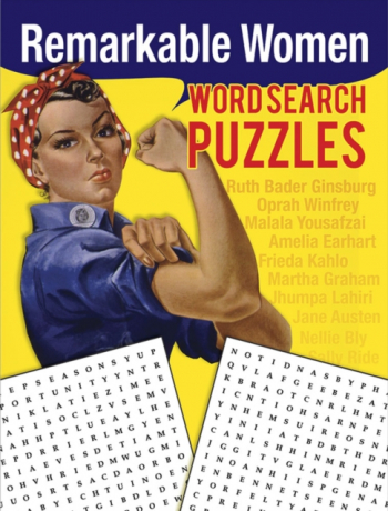 Remarkable Women Word Search Puzzles Carti