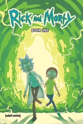 Rick and Morty Book 1 Carti