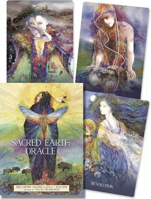 Sacred Earth Oracle Carti