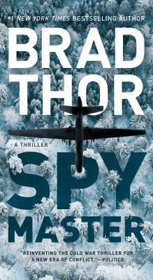 Spymaster A Thriller Carti