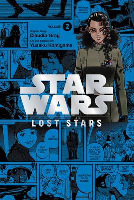 Star Wars Lost Stars Vol 2 Manga Carti