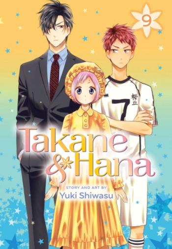Takane Hana Vol 9 Carti