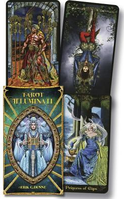 Tarot Illuminati Deck Carti