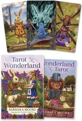 Tarot in Wonderland Carti