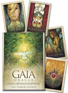 The Gaia Oracle Carti