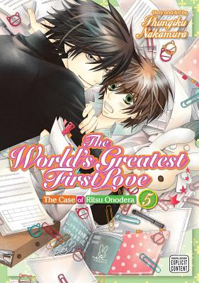 The World s Greatest First Love Volume 5