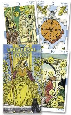 Universal Tarot Deck Carti