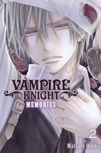 Vampire Knight Memories Vol 2 Carti