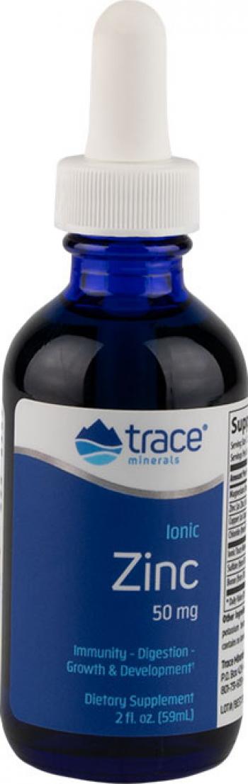 Zinc Ionic lichid 50 mg 47 portii Vitamine si Suplimente nutritive