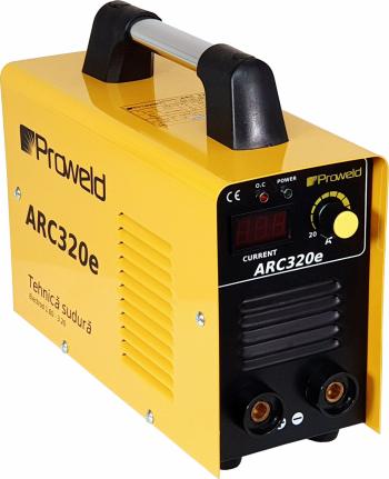 Invertor sudura ProWELD ARC320e 140A electrod 1.6 – 3.2 mm