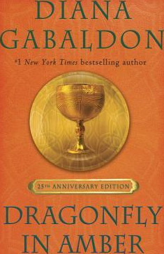 Dragonfly in Amber 25th Anniversary Edition