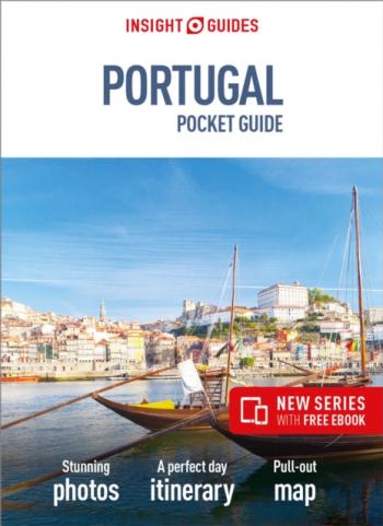 Insight Guides Pocket Portugal Carti