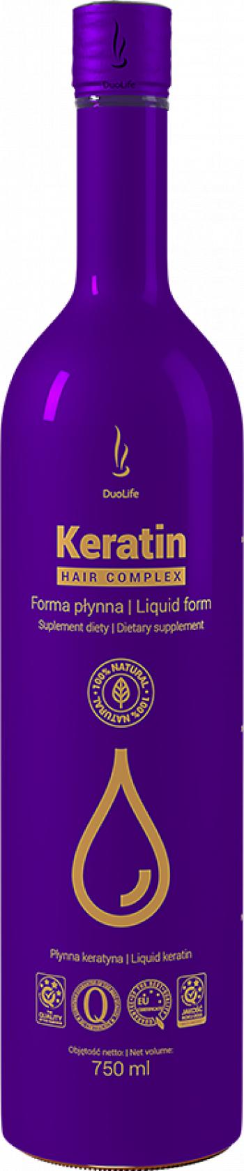 Keratina 100 Naturala DuoLife 750 ml