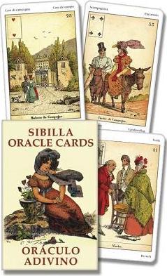 Sibilla Oracle Cards Oracula Adivino Carti
