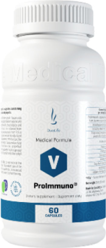 Supliment alimentar DuoLife Medical Formula ProImmuno 60 Capsule