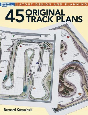45 Original Track Plans Carti