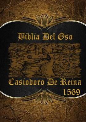 Biblia del Oso 1569 Santa Biblia Palabra del Dios Vivo y de Poder Palabra Viva Para El Corazon del Hombre Carti