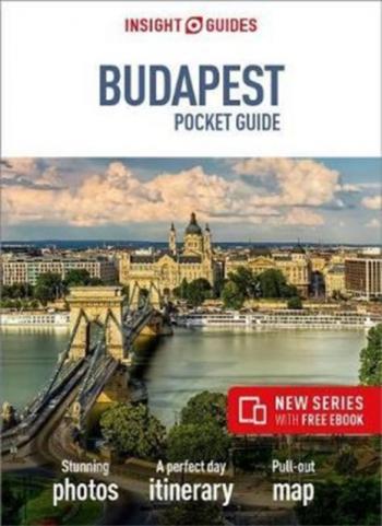 Insight Guides Pocket Budapest Carti